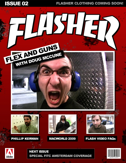 Flasher Magazine Issue 2